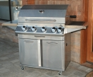 Jackson Lux Series 700 Gas Grill