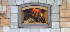 RSF Chameleon Wood Fireplace
