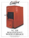 Valley Comfort VC120 Wood Furnace