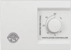 Healthy Climate Ventilation Control System