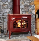 Vermont Castings Encore Two-In-One Woodstove