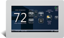 Lennox iComfort WiFi Touchscreen Thermostat