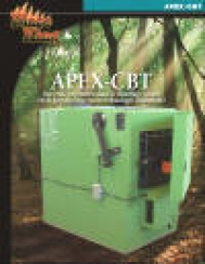Blaze King APEX-CBT Catalytic Wood Furnace