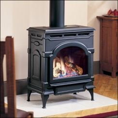 Majestic Oxford Cast Iron Gas Stove North Central