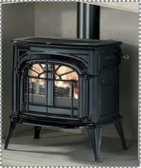Vermont Castings Intrepid Gas Stove