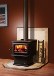 Pacific Energy Heritage Summit Woodstove