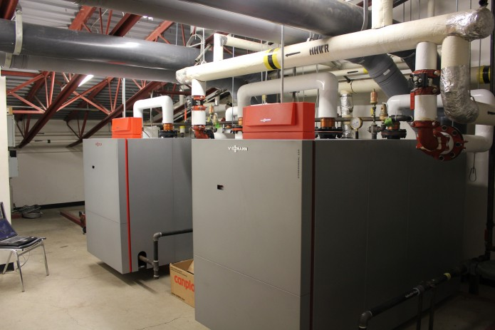 Viessmann Vitocrossal 200 Boilers North Central Plumbing