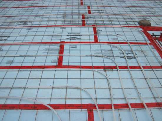 Residential In Floor Heating North Central Plumbing