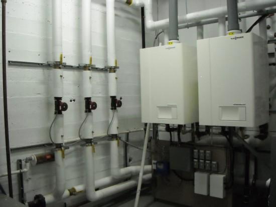 Viessmann Vitodens 200 Boiler North Central Plumbing