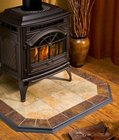 Hearth Classics Stove Board North Central Plumbing