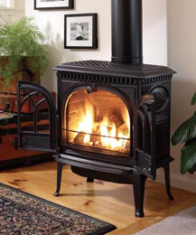 Jotul Gf300 Allagash Gas Stove North Central Plumbing