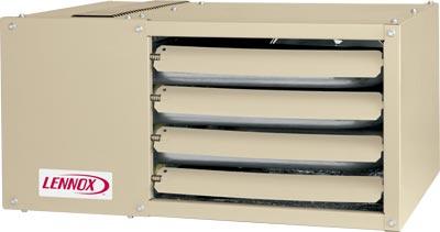 Lennox LF24 Garage Heaters | North Central Plumbing ...