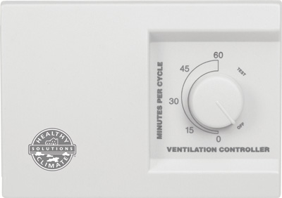 Healthy Climate Ventilation Control System North Central