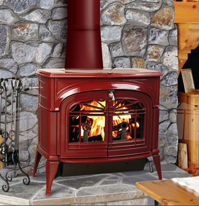 Vermont Castings Encore Two In One Woodstove North