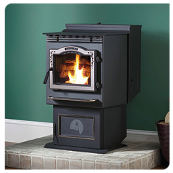 Harman P61a Pellet Stove North Central Plumbing