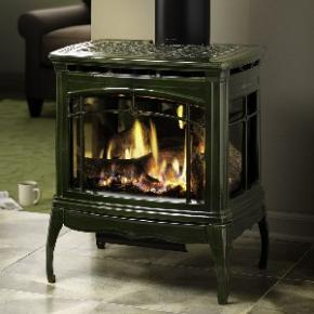 Hearthstone Bristol Gas Stove North Central Plumbing