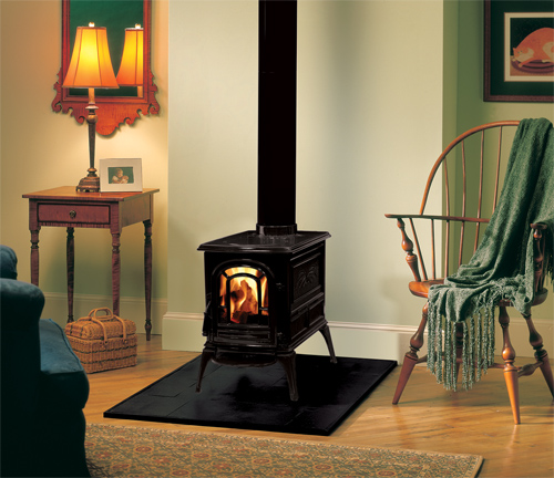 Vermont Castings Aspen Woodstove North Central Plumbing