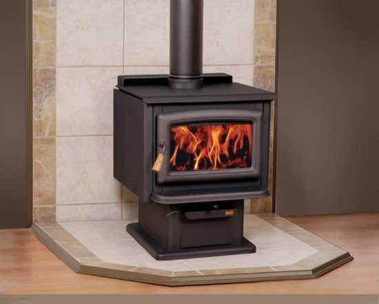 Pacific Energy Heritage Super 27 Woodstove North Central