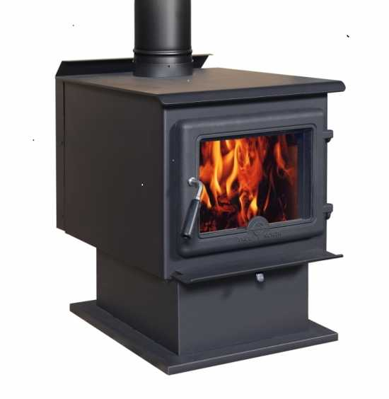 Pacific Energy True North Woodstove North Central