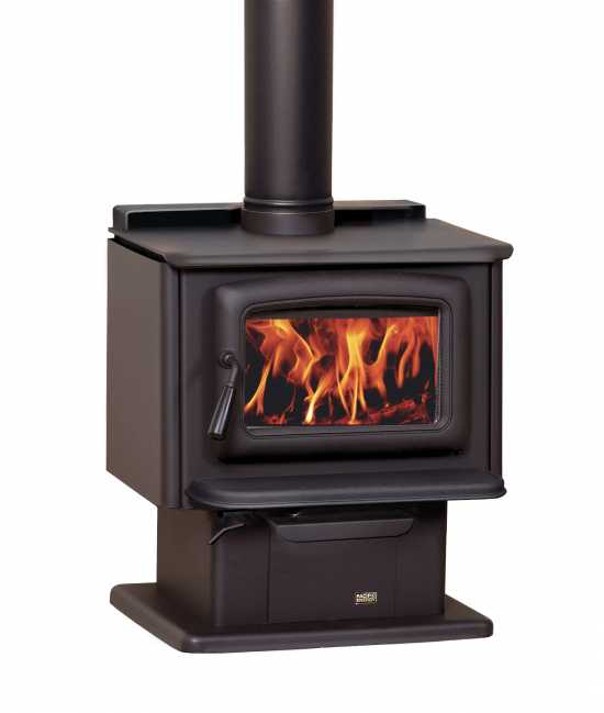 Pacific Energy Heritage Vista Woodstove | North Central ...